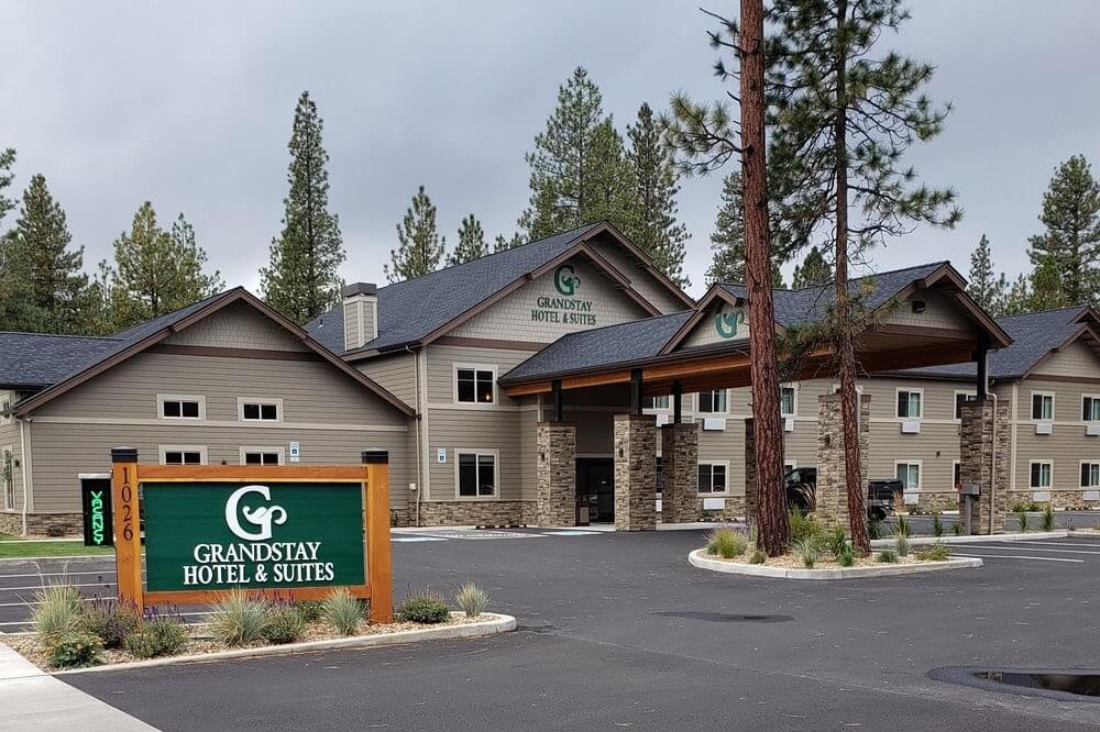 Grandstay Hotels and Suite Sisters