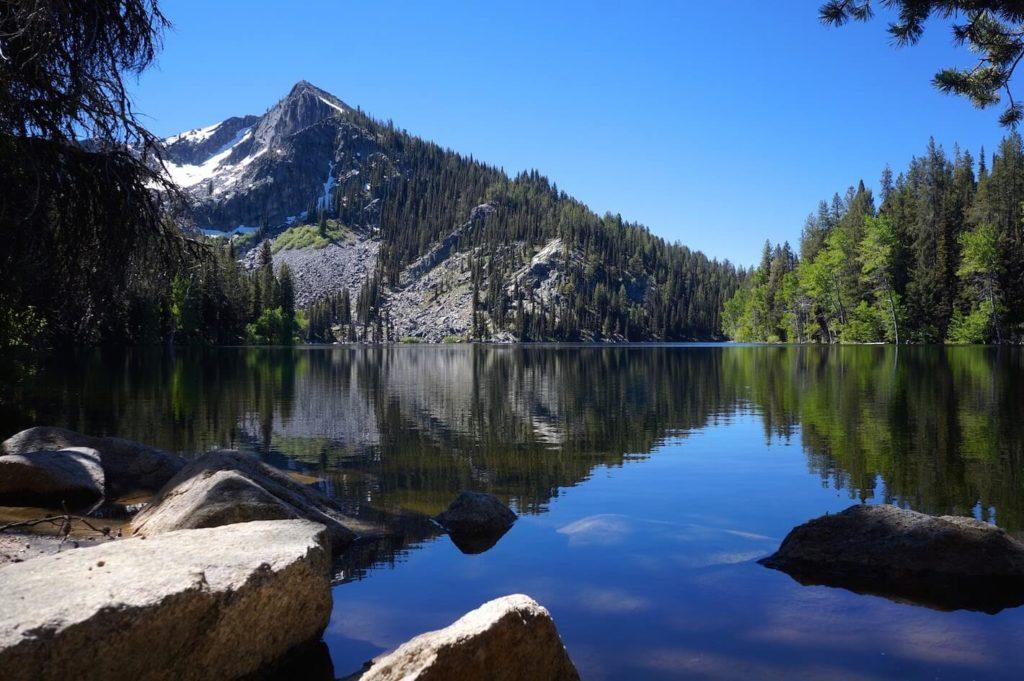 Louie Lake Trail