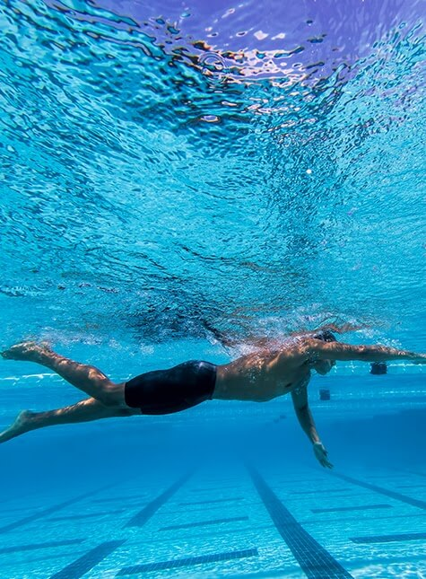 A pic of Swimming