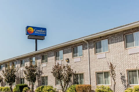 Comfort Inn and Suites Fillmore I-15
