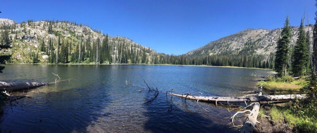 Duck Lake to Noon Lake Trail