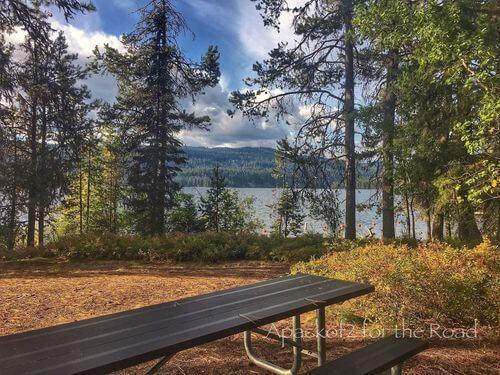 Payette Lake Peninsula Trail