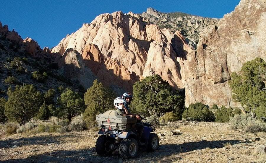 ATV Riding in Bruce Canyon Country