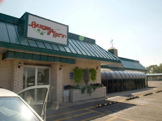 Outside view of the Garden Of Eat'n