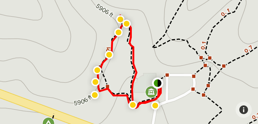 Parade of Rock Art Hiking Trail