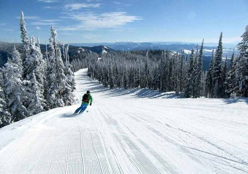 Snowbowl Montana