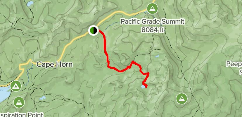 Bull Run Lake Hiking Trail