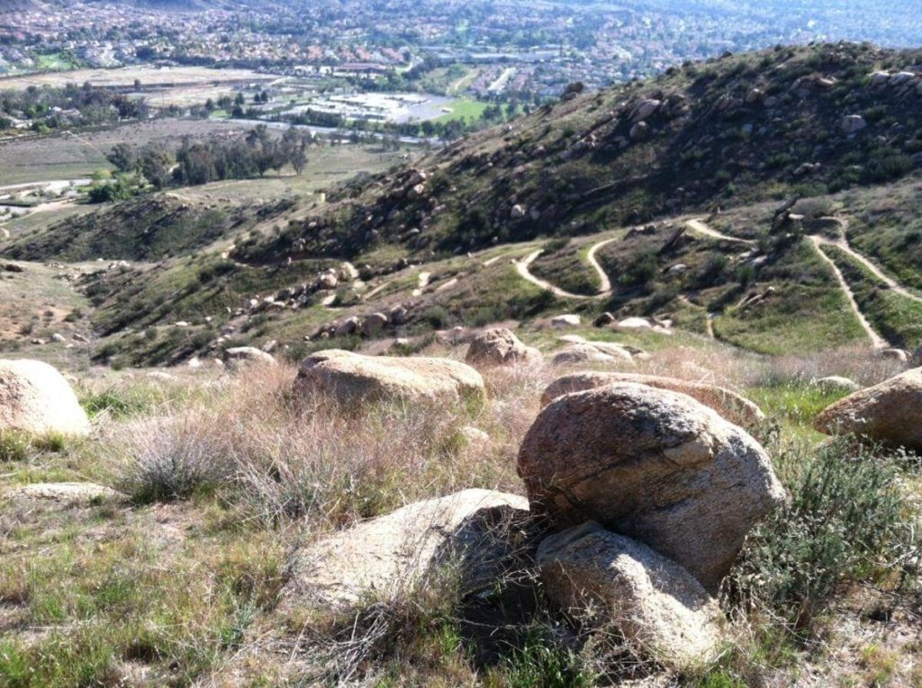 M Hiking Trail