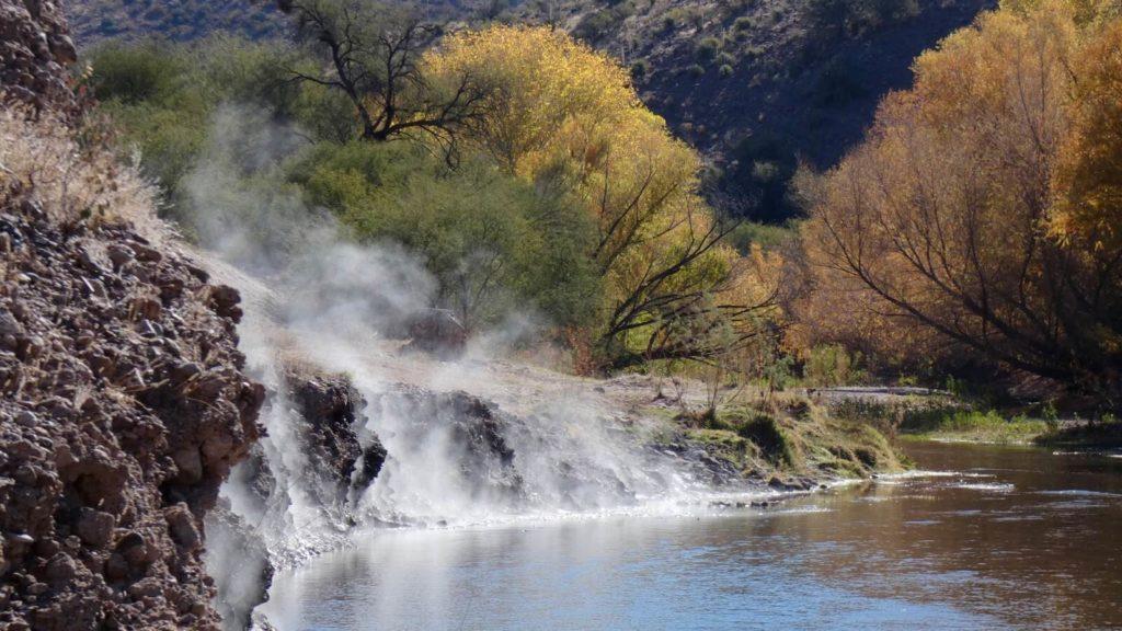 Gillard Hot Springs