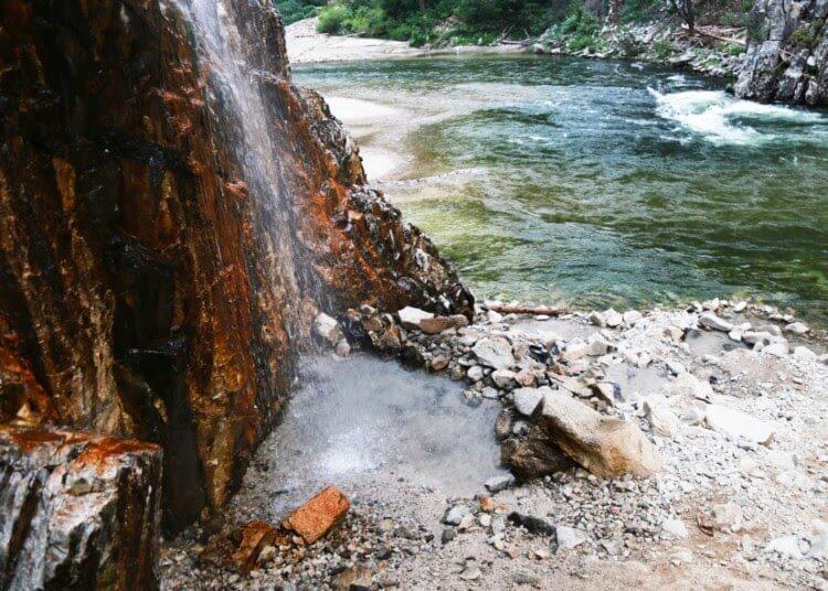 Pine Flat Hot Springs