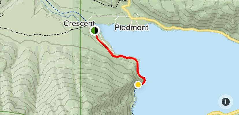 Devil's Punchbowl via Spruce Railroad Hiking Trail