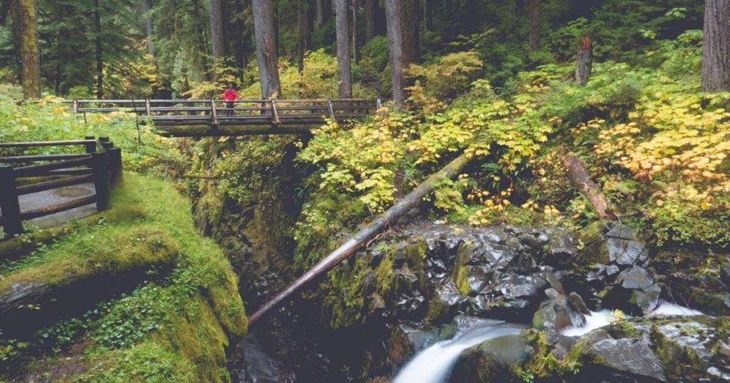Sol Duc Group Campground