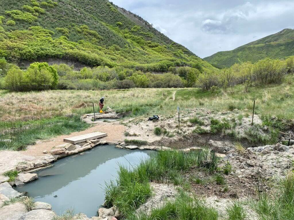 South Canyon Hot Springs