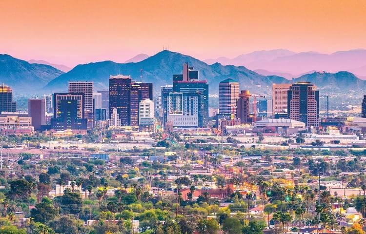 Phoenix City : A capital of Arizona